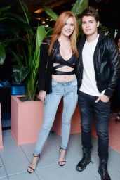 Bella Thorne - Interview Magazine #Me Issue party in New York City