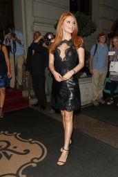 Bella Thorne - Marchesa Show at New York Fashion Week, September 2015