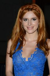 Bella Thorne - Monique Lhuillier Front Row - Spring 2016 NYFW in New York City