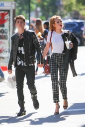 Bella Thorne Street Fashion - Out in NYC, September 2015