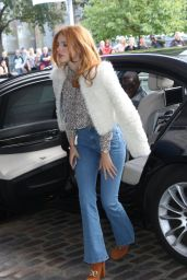Bella Thorne - Topshop Unique Fashion Show in London - September 2015