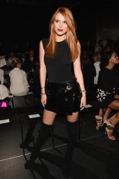 Bella Thorne - Vera Wang Fashion Show - Spring 2016 NYFW