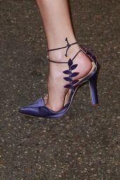 Bella Thorne - Zac Posen Fashion Show - Spring 2016 NYFW in New York City