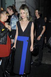 Billie JD Porter - Versus Show - London Fashion Week, September 2015