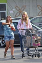 Bindi Irwin - Out in Los Angeles, August 2015