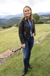 Brie Larson - 2015 Telluride Film Festival at Elks Park in Telluride, Colorado