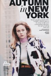 Brie Larson - Instyle Magazine USA August 2015 Issue