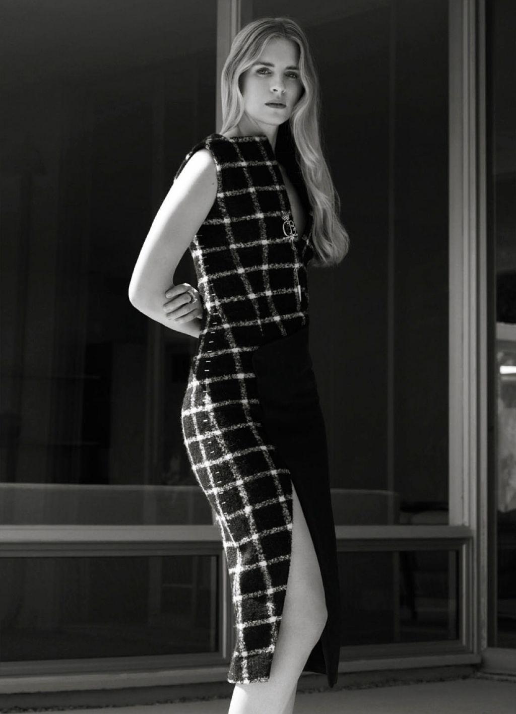 Photoshoot For Vogue Magazine November 2015: Photoshoot For InStyle October 2015