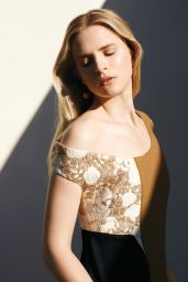 Brit Marling - Photoshoot for InStyle October 2015