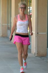 Britney Spears - Out in Westlake Village, September 2015