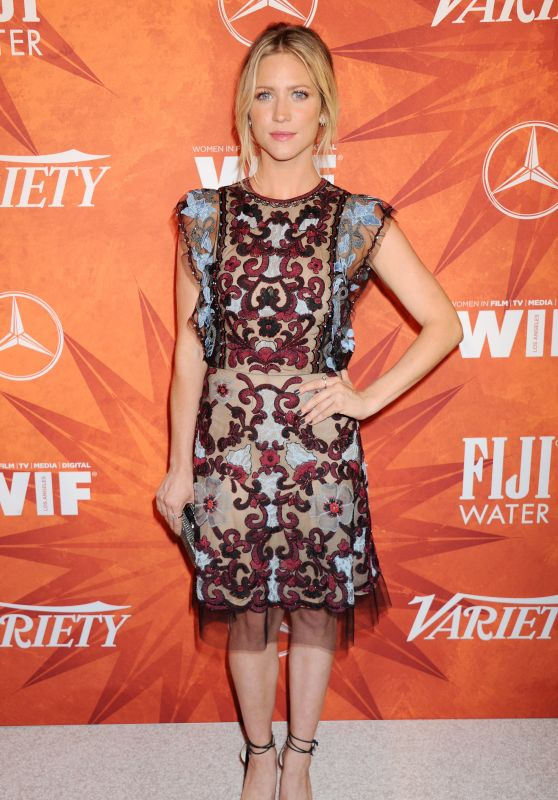 Brittany Snow – 2015 Variety And Women In Film Pre-Emmy Celebration in West Hollywood