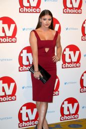 Brooke Vincent - TV Choice Awards 2015 in London