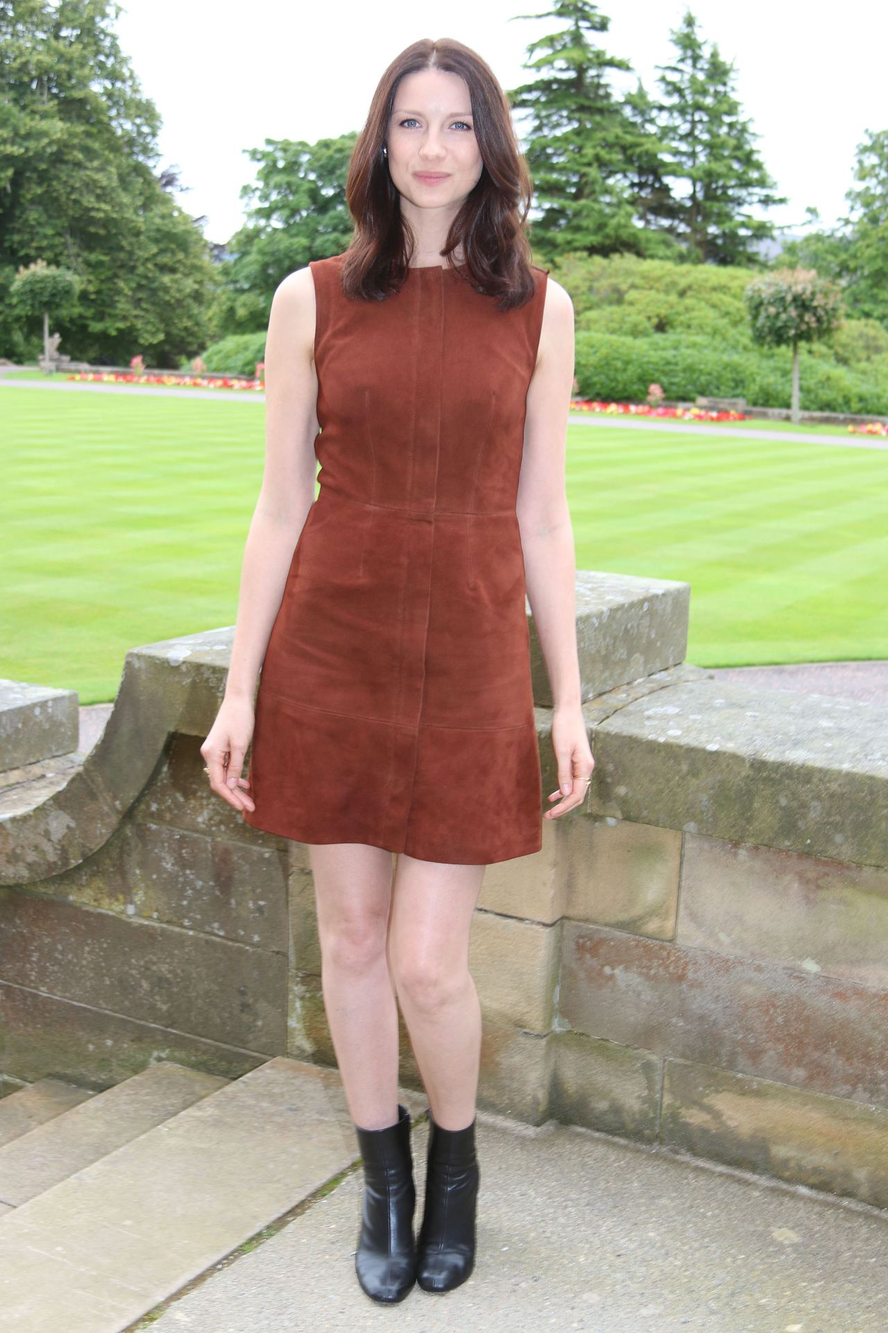 Balfe heughan not dating 5