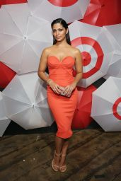 Camila Alves - Target Style in Vogue at Cedar Lake in New York City, September 2015