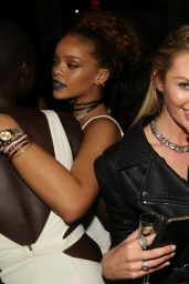 Candice Swanepoel - Rihanna