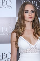 Cara Delevingne - Bo.Bô Collection Launch Party in Sao Paulo, September 2015