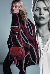 Cara Delevingne & Kate Moss - Mango Fall/Winter 2015-2016
