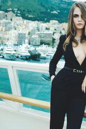 Cara Delevingne - Vanity Fair Magazine November 2015