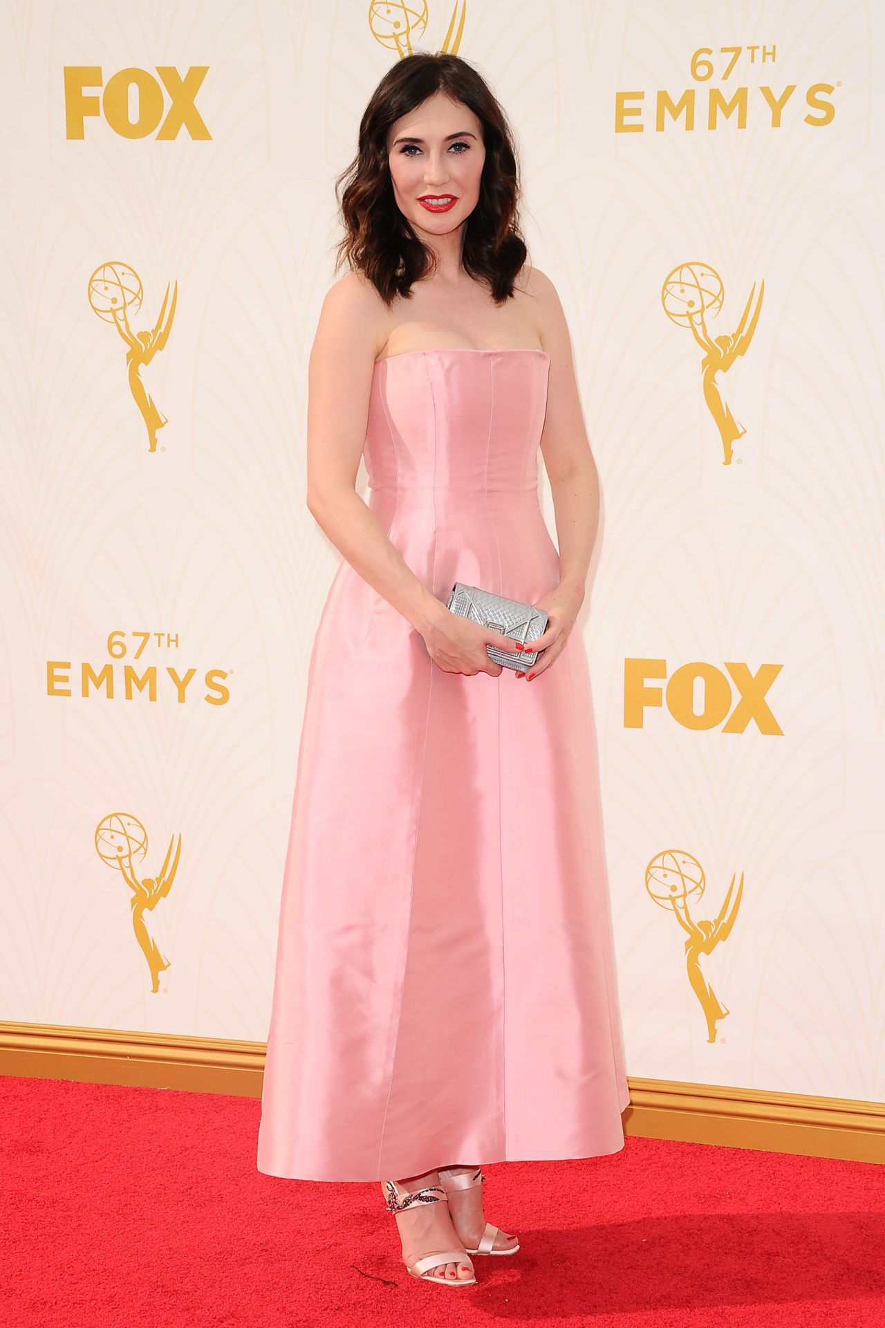 Carice van Houten – 2015 Primetime Emmy Awards in Los Angeles