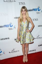 Carlson Young - The Human Rights Hero Awards in Los Angeles