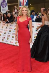 Carol Vorderman - Pride of Britain Awards 2015 in London