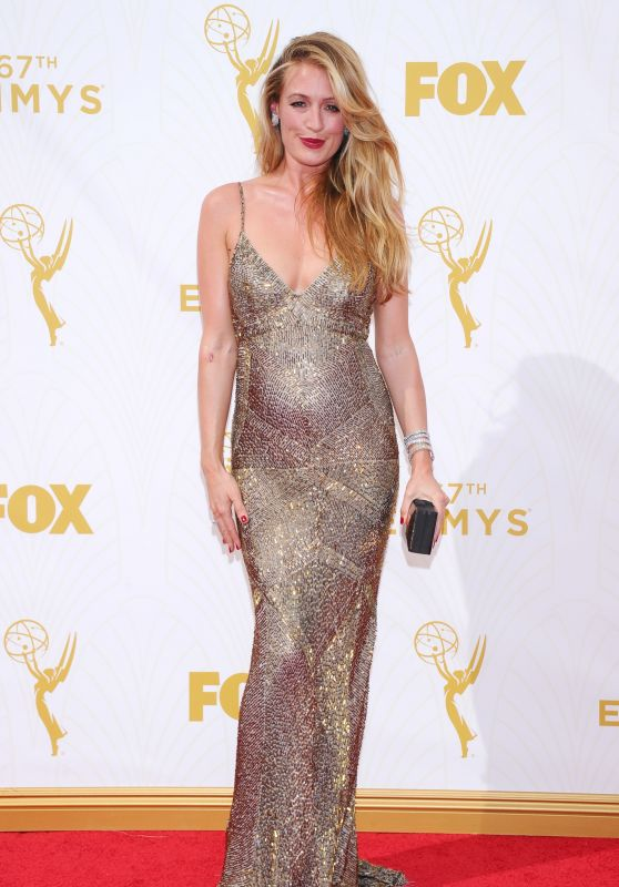 Cat Deeley – 2015 Primetime Emmy Awards in Los Angeles