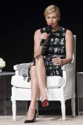 Charlize Theron - Glamour Hosts The Power of an Educated Girl, September 2015