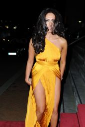 Charlotte Dawson at the MEN Diary Party, September 2015
