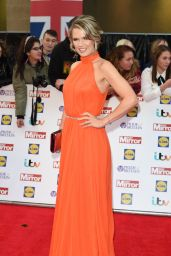 Charlotte Hawkins - Pride of Britain Awards 2015 in London