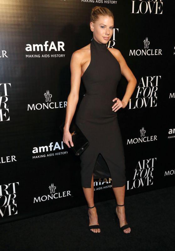Charlotte McKinney - Moncler & amfAR Celebrate