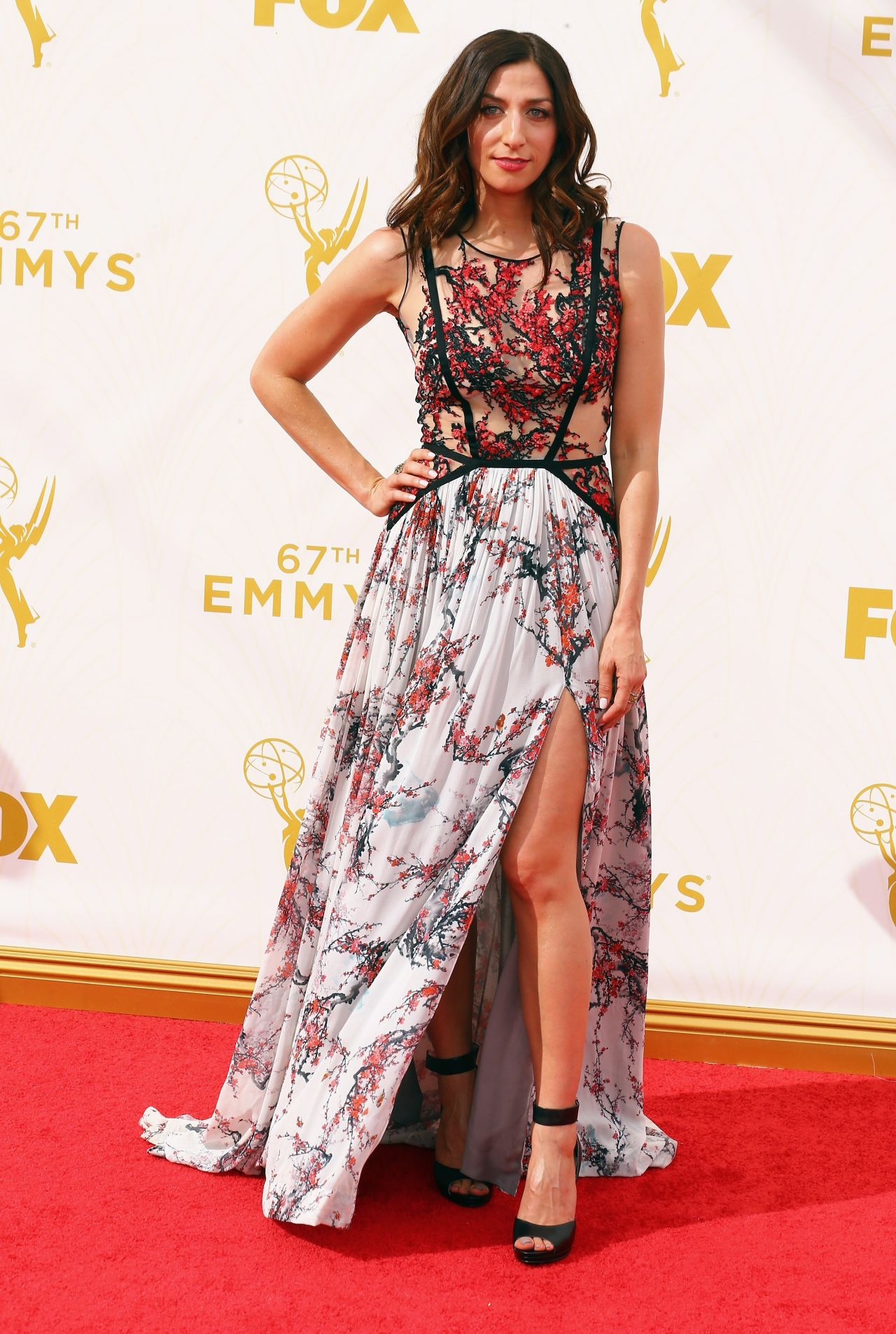 Chelsea Peretti – 2015 Primetime Emmy Awards in Los Angeles