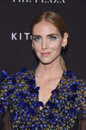 Chiara Ferragni - Harpers Bazaar ICONS Event, September 2015