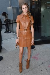 Chiara Ferragni - Michael Kors Show - New York Fashion Week, September 2015