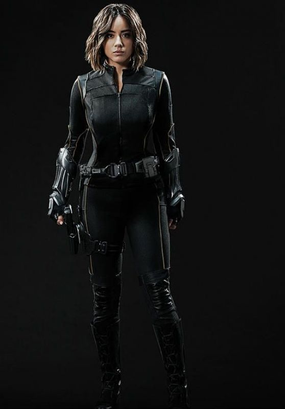 Chloe Bennet - Agents of SHIELD Season 3 Promos & Stills
