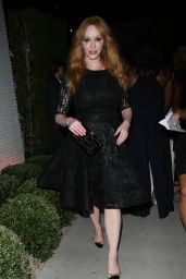 Christina Hendricks - 2015 Entertainment Weekly Pre-Emmy Party in Los Angeles