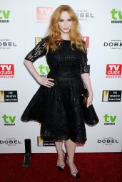 Christina Hendricks - 2015 Entertainment Weekly Pre-Emmy Party