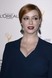 Christina Hendricks - 67th Emmy Awards Performers Nominee Reception in Hollywood