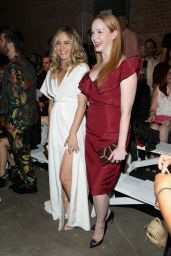 Christina Hendricks - Christian Siriano Show at Spring 2016 NY Fashion Week