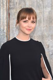 Christina Ricci - Givenchy Show at Spring 2016 NYFW in New York City