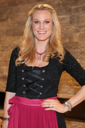 Christina Surer - Lodenfrey And Baume & Mercier Host Cocktail Reception in München