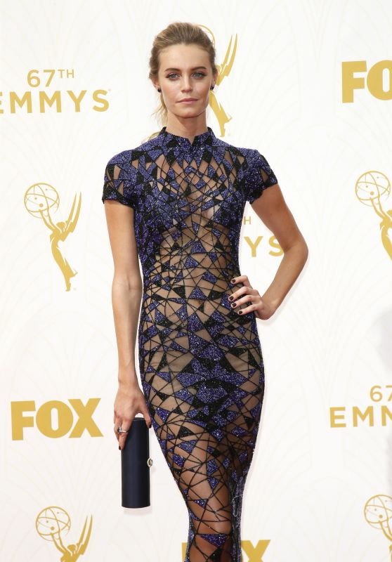 Christine Marzano - 2015 Primetime Emmy Awards in Los Angeles