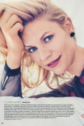 Claire Danes - People Magazine August 24th 2015