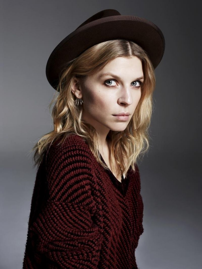 Clemence Poesy Photoshoot For Telva May 2015