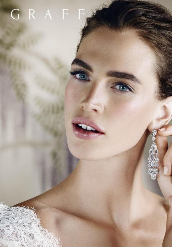 Crista Cober - Graff Diamonds Bridal Campaign 2015