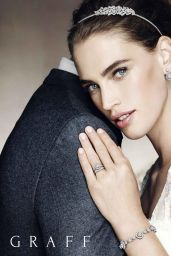 Crista Cober - Graff Diamonds Bridal Campaign 2015