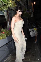Daisy Lowe - Love Magazine Party at Lou Lou