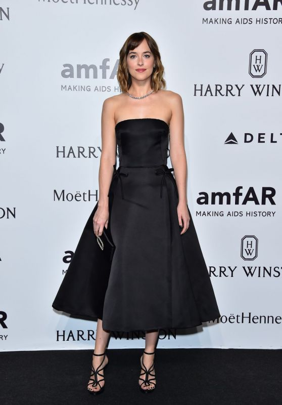 Dakota Johnson - amfAR Gala in Milan, September 2015