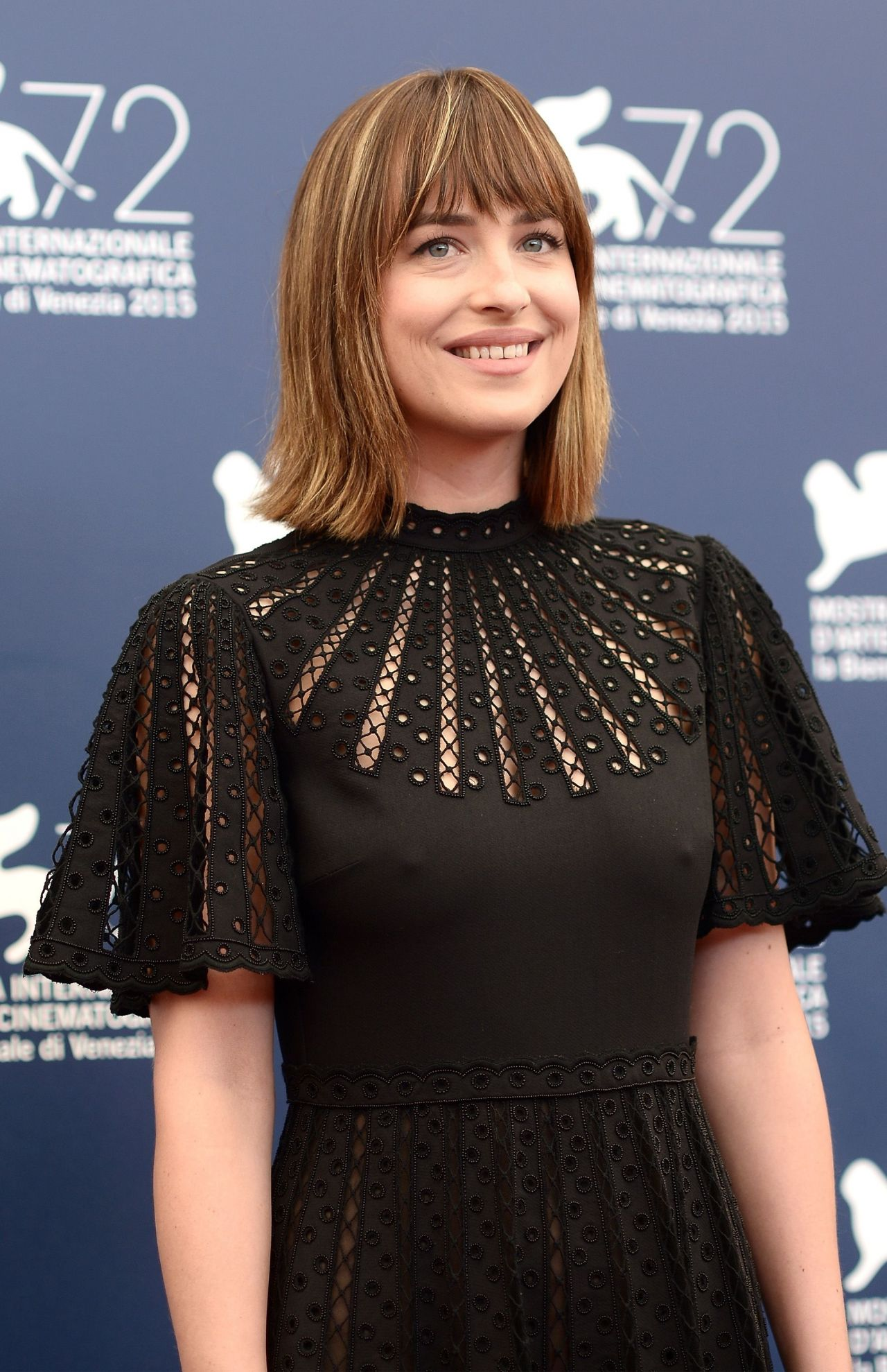 Dakota Johnson Black Mass Photocall Venice Film Festival