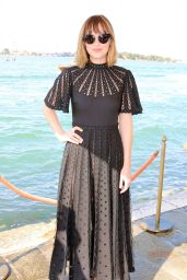 Dakota Johnson - Lunch At The St. Regis Hotel - 72nd Venice Film Festival
