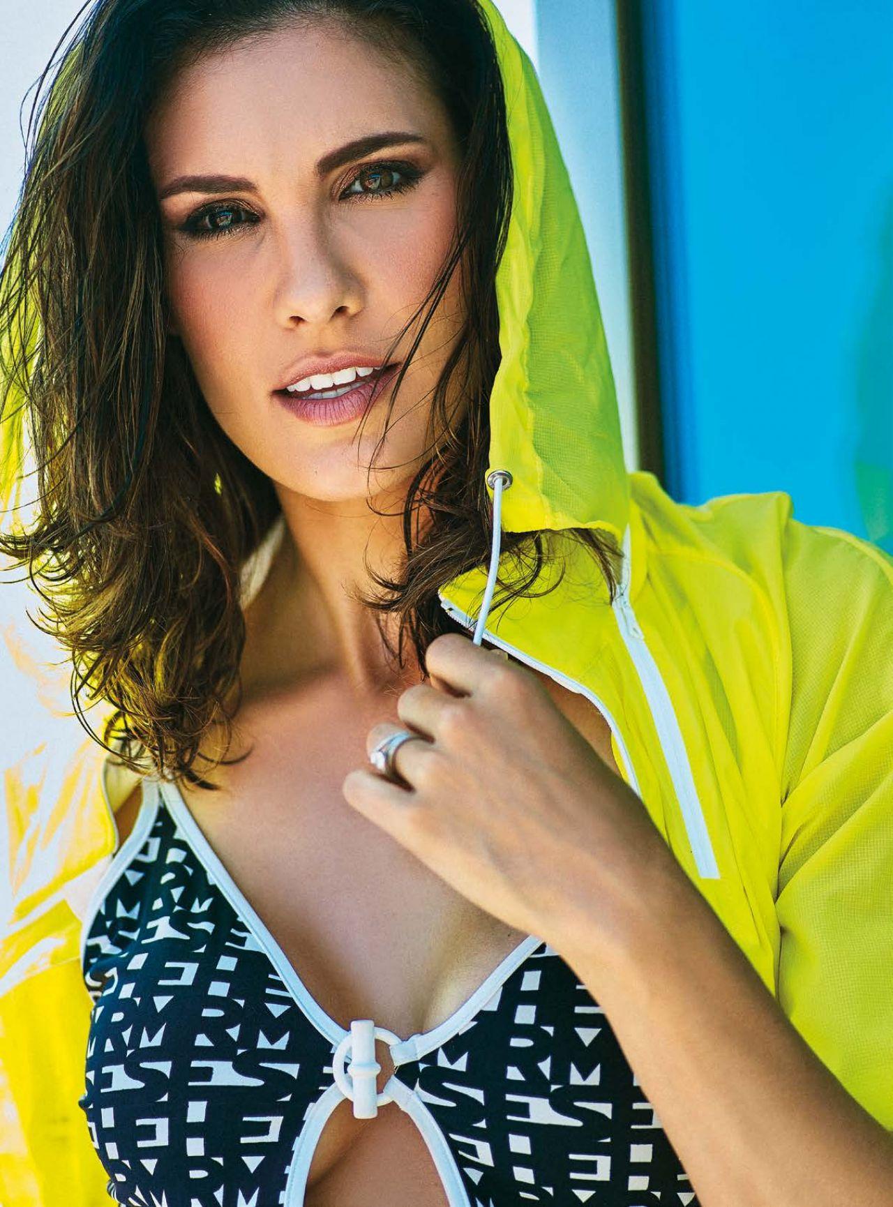 Daniela Ruah Women 180 S Health Portugal Magazine September
